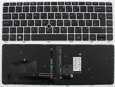 Teclado hp elitebook 850 g3